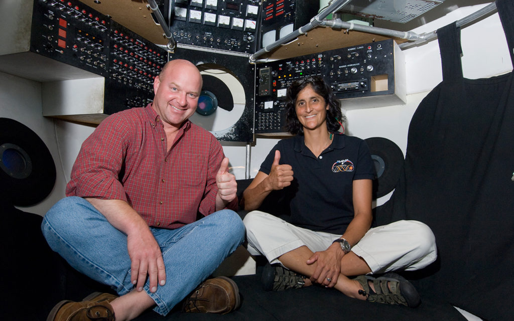tim shank and suni williams