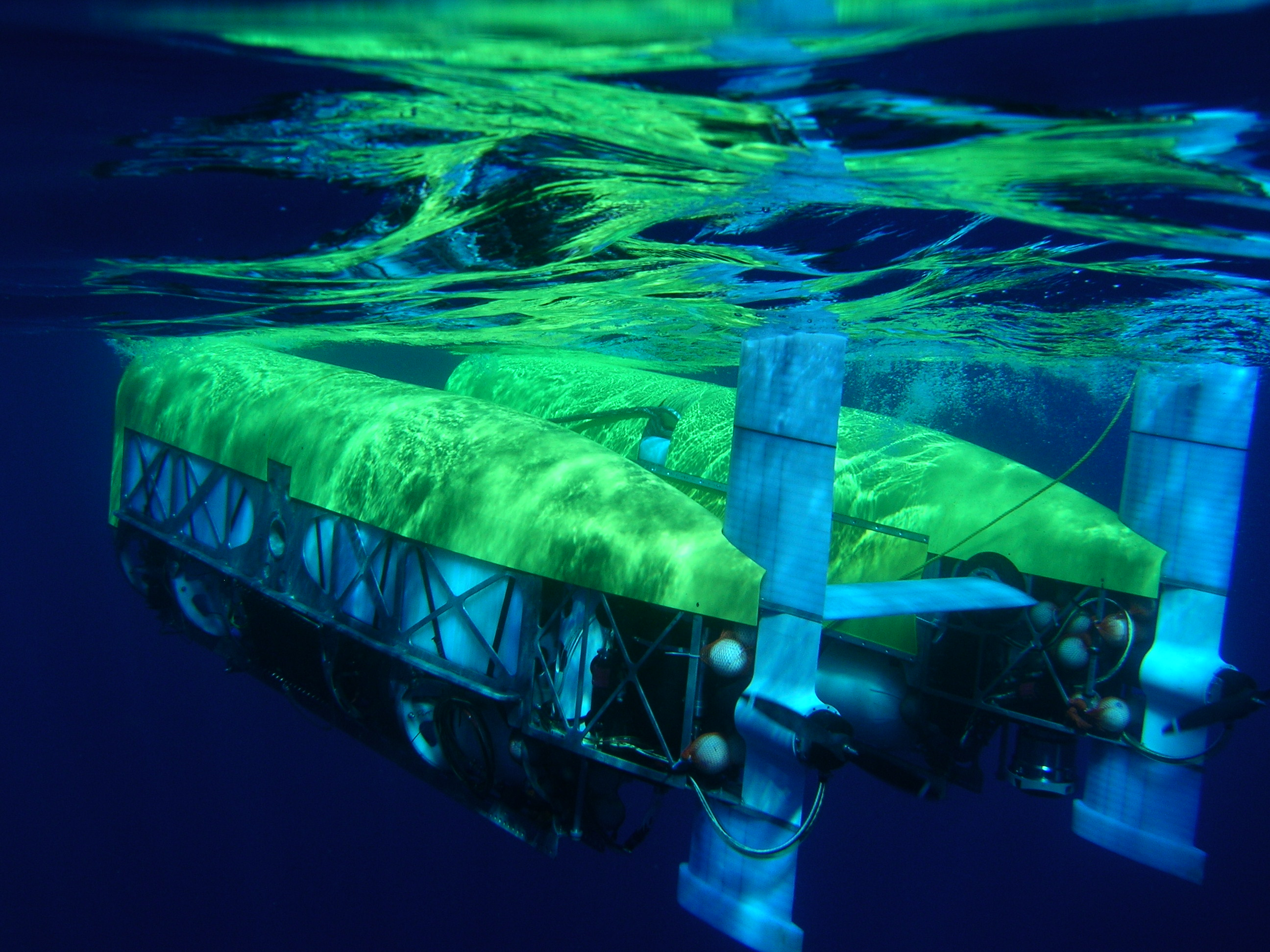 Developing Tools for Deep-Sea Research